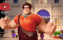 Ralph In Wreck It Ralph