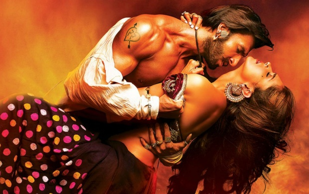 Ram Leela 2013 First Look (click to view)