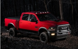 Ram Power Wagon 2017