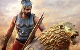 Rana Daggubati Baahubali The Beginning