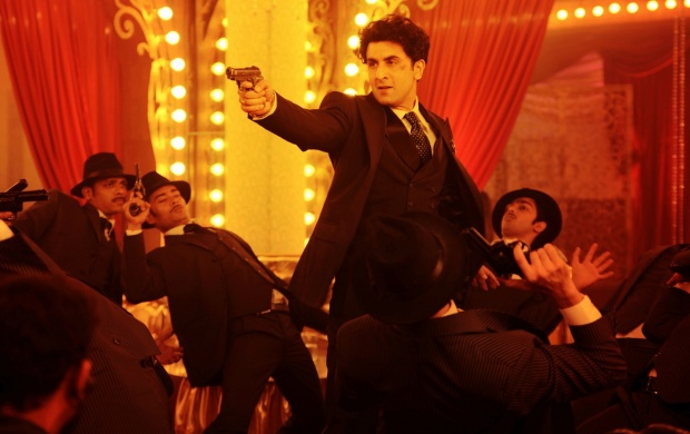 Ranbir Kapoor As Johnny Balraj In Bombay Velvet (click to view)