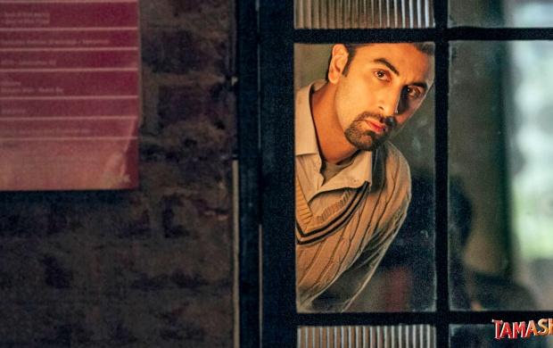 Ranbir Kapoor New Look Tamasha Movies wallpapers