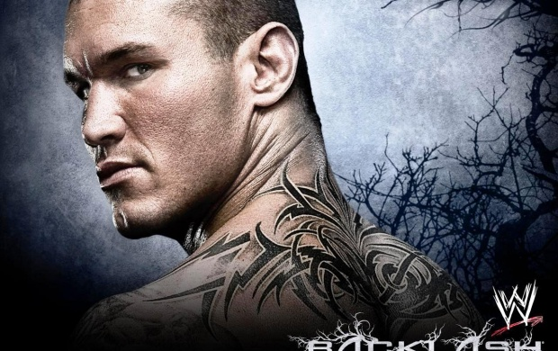 Randy Orton Backlash (click to view)