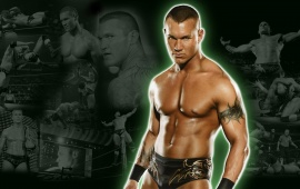 Randy Orton Superstar