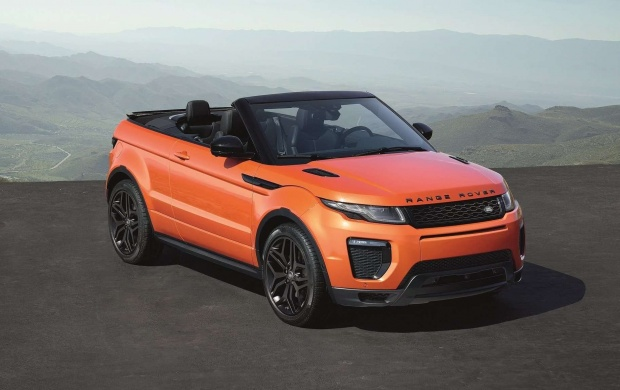 Range Rover Evoque Kabriolet 2016 (click to view)