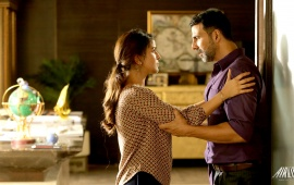 Ranjit Katyal And Amrita Katyal Airlift Movie