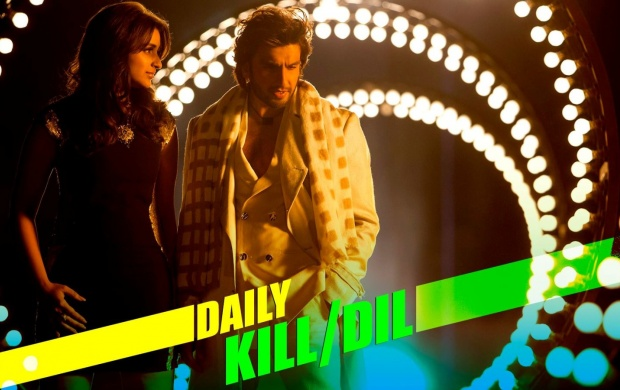 Ranveer Singh And Parineeti Chopra In Kill Dil (click to view)