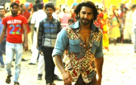 Ranveer Singh In Gunday Movie