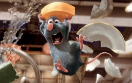 Ratatouille Movie Stills