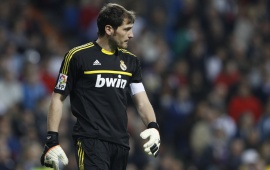 Real Madrid Iker Casillas
