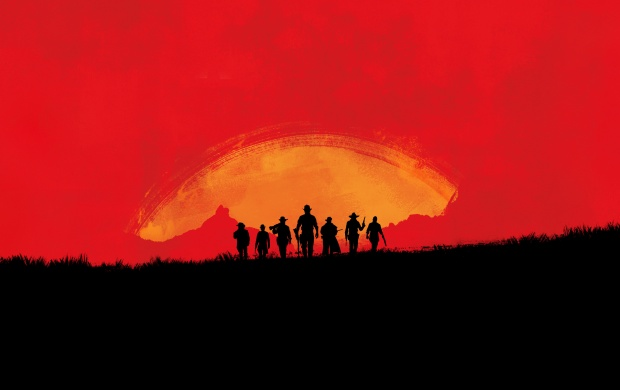 Red Dead Redemption 2 2017 (click to view)