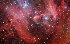7761 views Red Galaxy