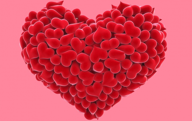 Red Heart Of Hearts (click to view)