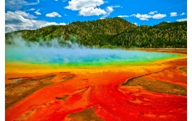 Red Hot Geyser