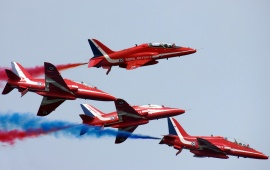 Red Royal Air Force