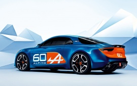 Renault Alpine Celebration 2015