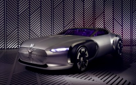 Renault Coupe C Concept 2015