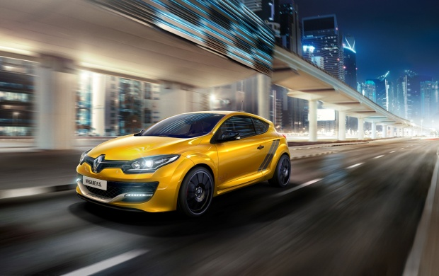 Renault Megane R.S. 275 Trophy 2015 (click to view)
