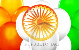 Republic Day Balloon
