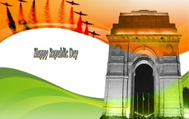 Republic Day India Gate