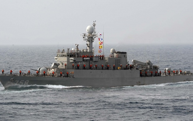 Republic Of Korea Navy (click to view)
