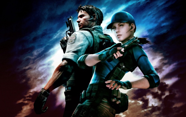 Resident Evil 5 (click to view)