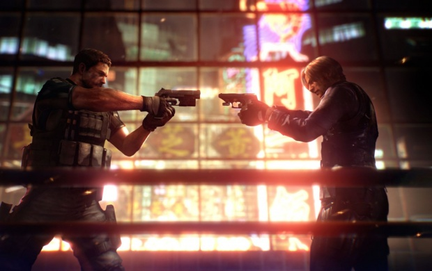 Resident Evil 6 Screenshot (click to view)