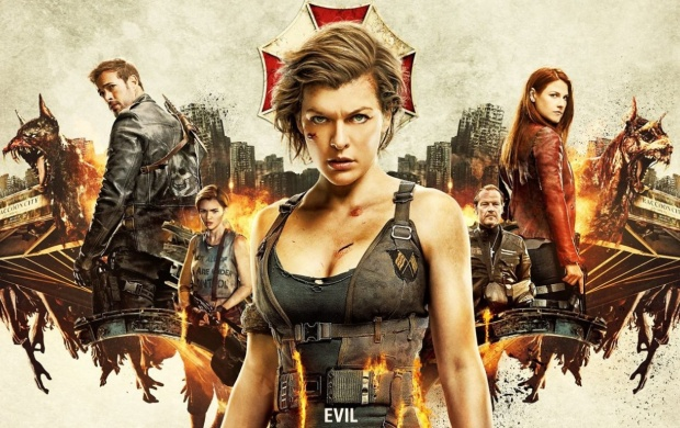 Resident Evil The Final Chapter (click to view)