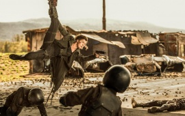 Resident Evil The Final Chapter Action