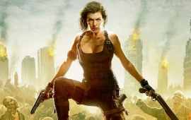 Resident Evil The Final Chapter Gets Character Posters