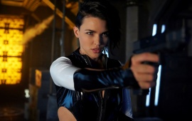 Resident Evil The Final Chapter In Ruby Rose