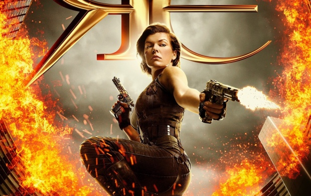 Resident Evil The Final Chapter Poster (click to view)