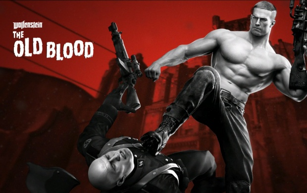 Retro Wolfenstein The Old Blood (click to view)