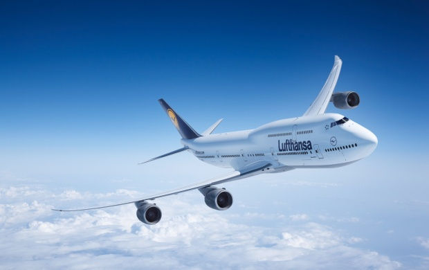 Revell Boeing 747-8i Lufthansa (click to view)
