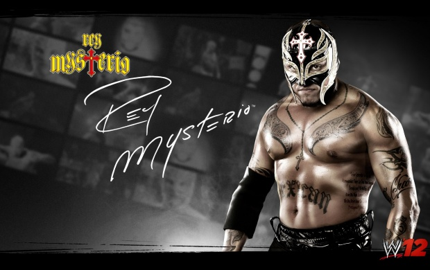 Rey Mysterio (click to view)