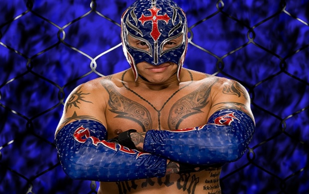 Rey mysterio blue mask wallpapers - Sin cara definition ...
