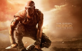 Riddick Rule The Dark 2013