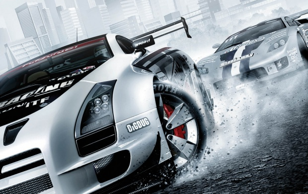 Ridge Racer Wallpaper (click to view)