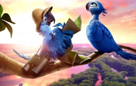 Rio 2 Movie 2014