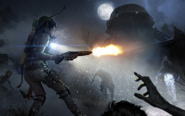 Rise Of The Tomb Raider Cold Darkness Awakened (click to view)