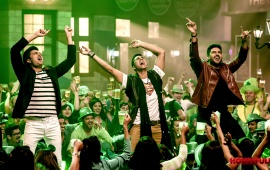 Riteish Akshay And Abhishek Bachchan Housefull 3
