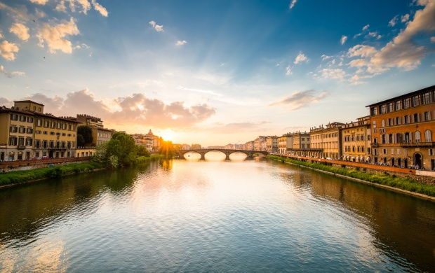 River Arno Florence (click to view)