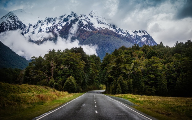 Road To The Mountains (click to view)