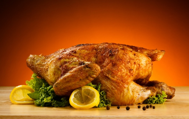 Roasted Chicken (click to view)
