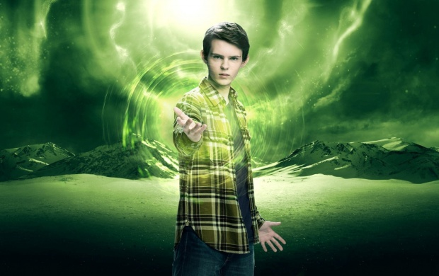 Robbie A Kay As Tommy Clark Heroes Reborn (click to view)
