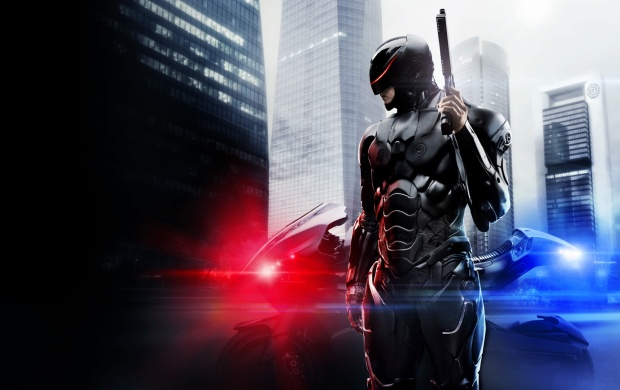 Robocop Sci-Fi Movie 2014 (click to view)