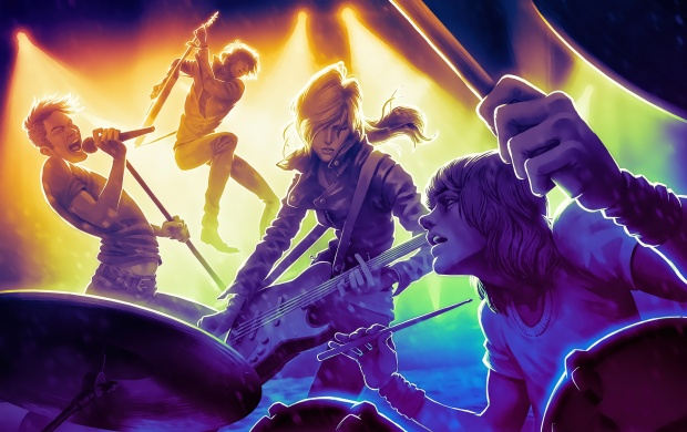 Rock Band 4 2015 (click to view)