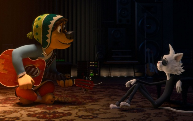 Rock Dog Movie Stills (click to view)