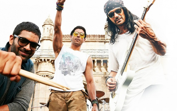 Rock On 2 Movie Stills (click to view)