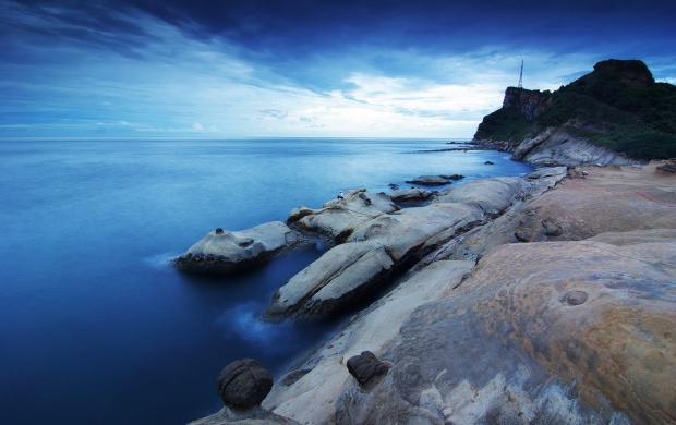 Rocky Sea Shores (click to view)